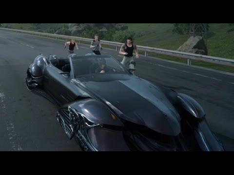 【FF15】悪いなみんな、この車は一人乗りなんだ【バグ】