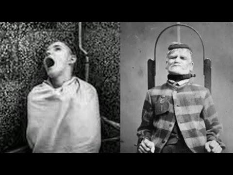 閲覧注意!昔の精神病院の写真が恐々として衝撃必至!