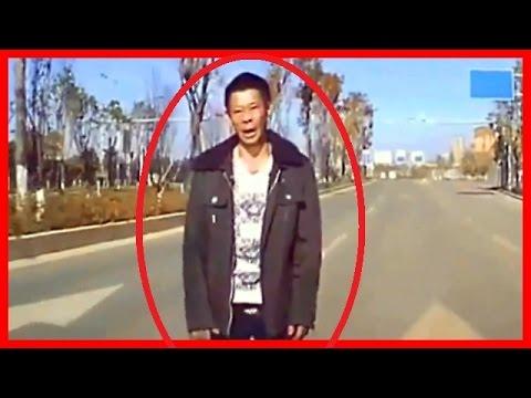 【衝撃映像】【閲覧注意】【当たり屋】世界のドライブレコーダーが捉えた事故映像集03中国当たり屋2