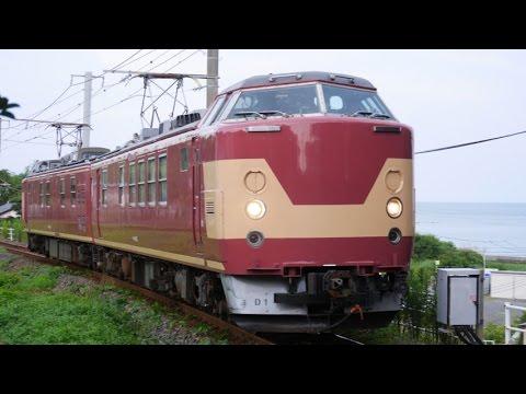 【鉄道PV】 君と駆け巡った鉄路 ~国鉄型電気検測車クモヤ443系~
