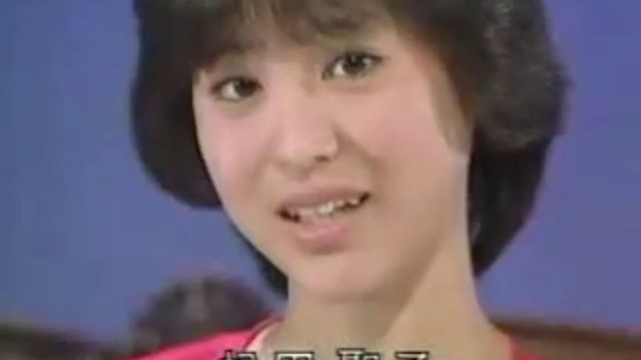 松田聖子 全5回分のコント&トーク集 1983年