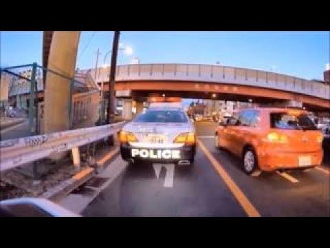 ドライブレコーダー衝撃事故映像 DQN マジキチな輩たち【狂気!武器ありかよ?世界のDQNのマジ喧嘩】