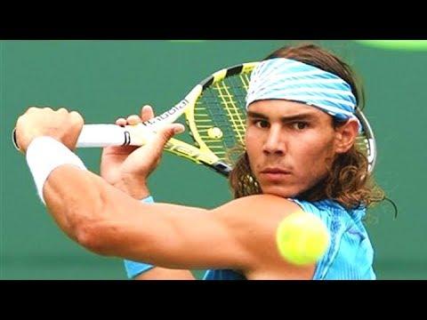 【テニス】現世界ランク1位に君臨する男。ラファエル・ナダル選手のプレーが納得の世界一【tennis】