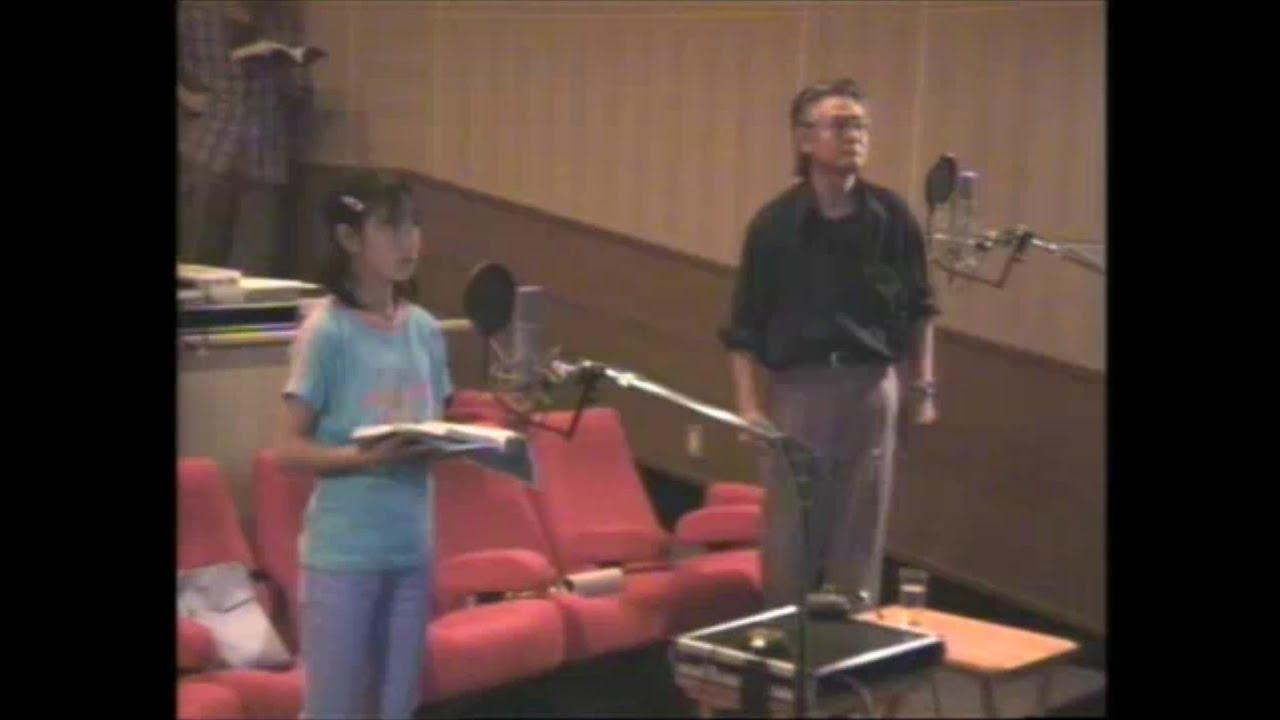 千と千尋の神隠し アフレコ 2001