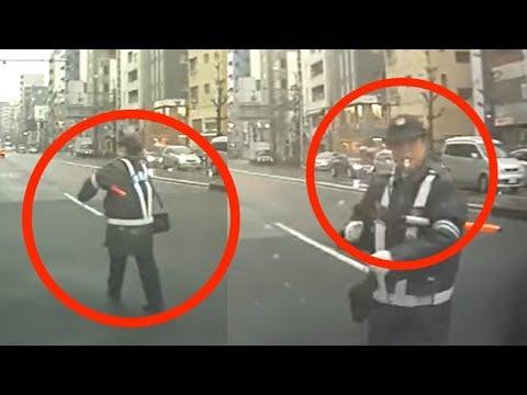 【衝撃】強気な婦警にドラレコの存在を明かした結果www