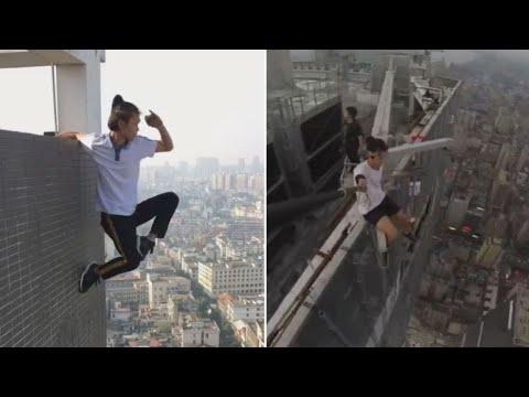 高層ビルの頂上でライブ配信中に転落した中国人男性、黒人がファーストクラス?白人女性に疑われた男性、韓国で整形したタイ人男性の劇的ビフォーアフター他……2018年1月第3週 – トモニュース