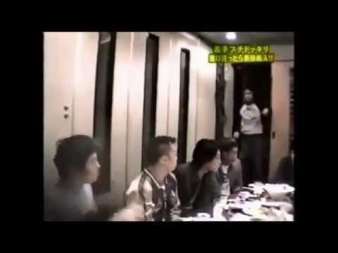 【放送事故】ダウンタウン 浜田ブチギレ 後輩芸人をボコボコにw