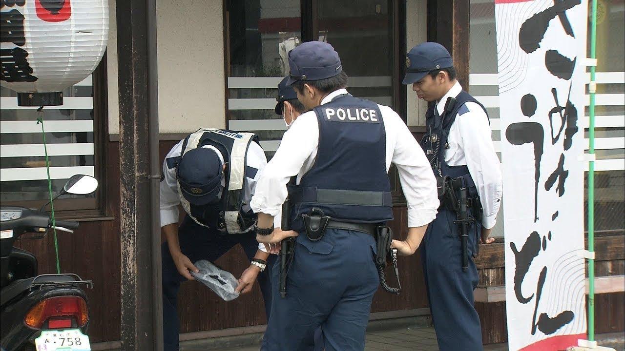 うどん店駐車場で男性刺して逃走 暴力団組員3人を殺人未遂容疑で逮捕 高松市