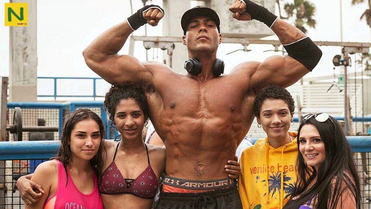 身長206cm 巨人の驚くべき筋肉&運動能力