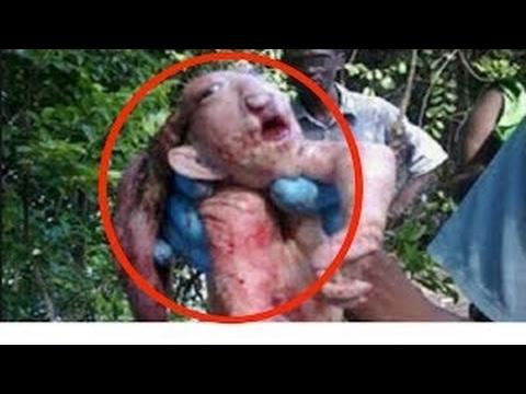 【閲覧注意】 【奇形児を出産】人間とヤギのハーフ すさまじい奇形・・・言葉を失う ジンバブエでもヤギから人間のような生物が・・・【衝撃】