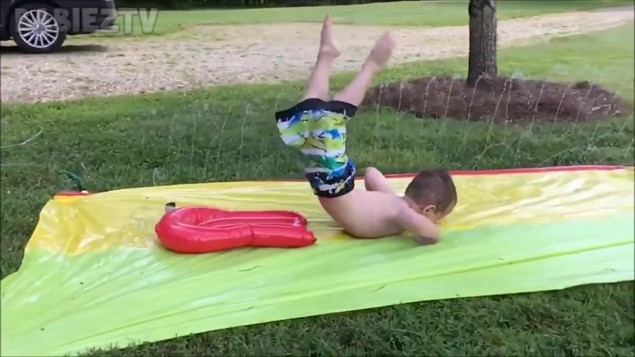 【衝撃】なんでこうなっちゃうの~【面白】子どもたちのハプニング集【爆笑】