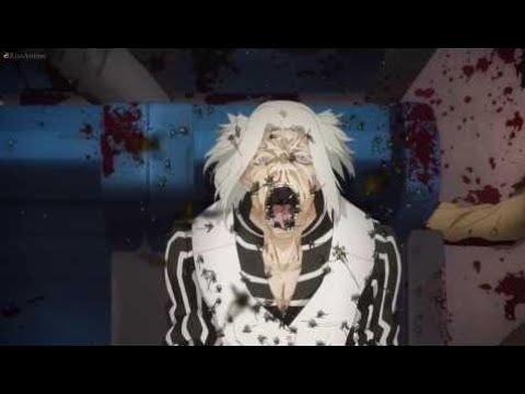 いろんなアニメのグロい死亡シーン集 partⅢ