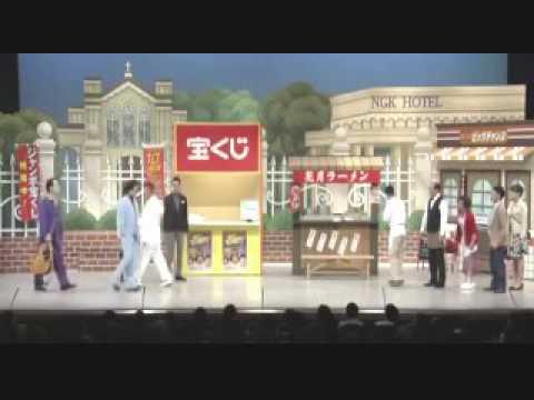 【新喜劇】爆笑!!松浦の超絶ギターテクニックが炸裂!!