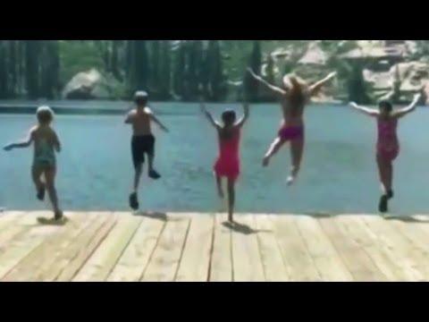 水に向かってジャンプ・・の結末が・・・・「!!!」 まとめ【海外ハプニング】