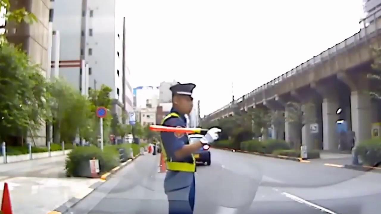 衝撃!ドラレコ事故・ハプニング映像 vol.31