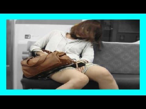 【閲覧注意】電車で見ず知らずの女性が突然○○したので思わず!とんでもない衝撃の結果!【驚愕】