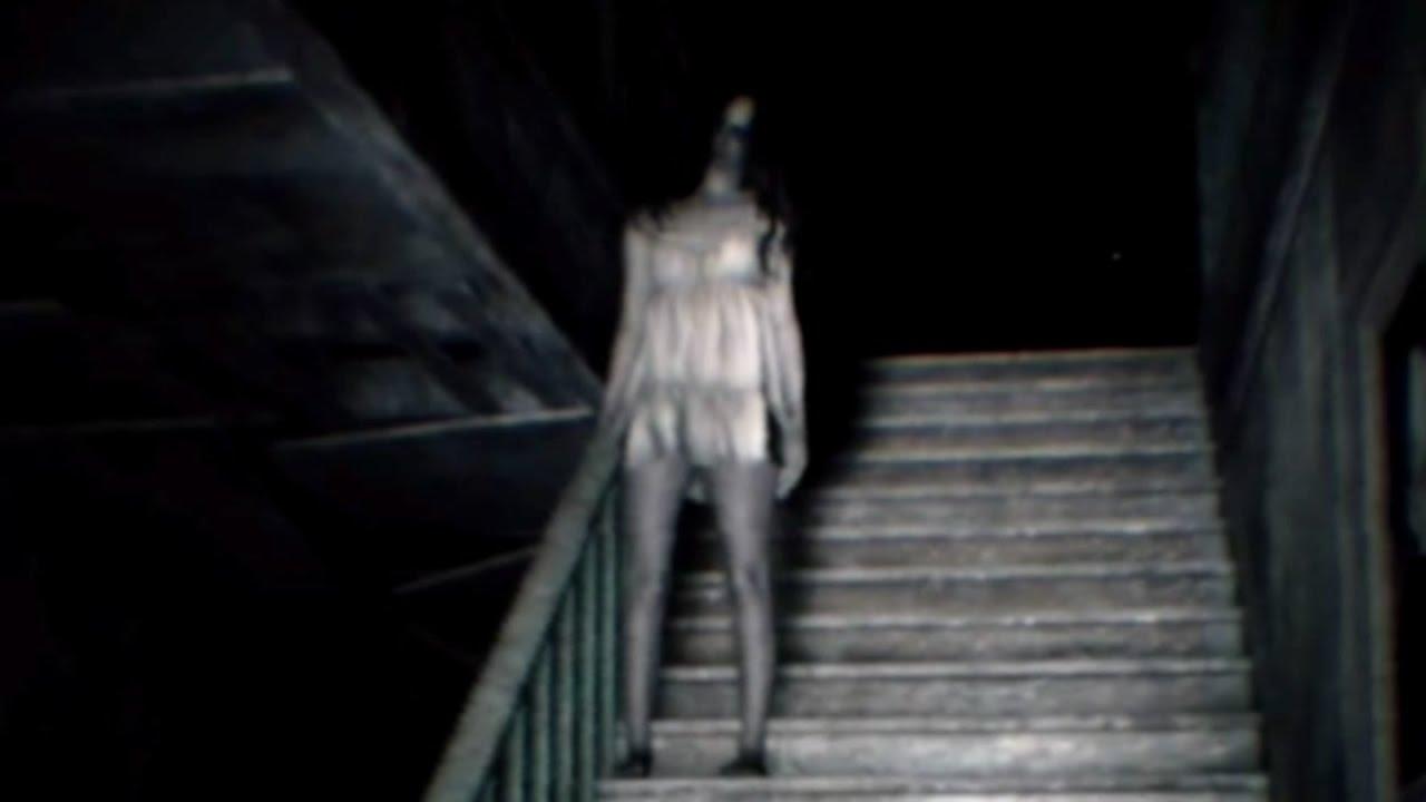 バイオハザード7 幽霊 (ネタバレ)
