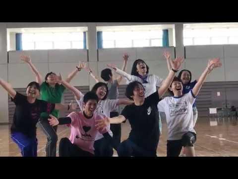 専門学校 スポーツ大会 プログラムにない? 突然の先生サプライズダンスに学生ニヤニヤ!