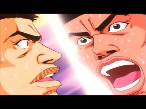 【スラムダンク湘北vs陵南名シーン!!】桜木花道のダンク!!【鳥肌!!】