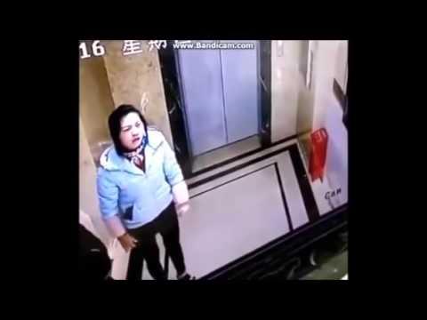 【閲覧注意】監視カメラが捉えた死亡事故