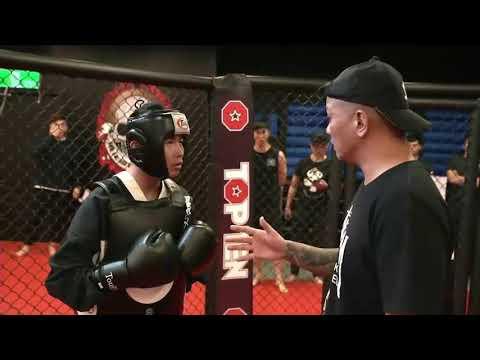 【爆笑】ネットでイキりまくっていた自称 最強格闘家 VS MMAファイターと戦った結果wwwwww