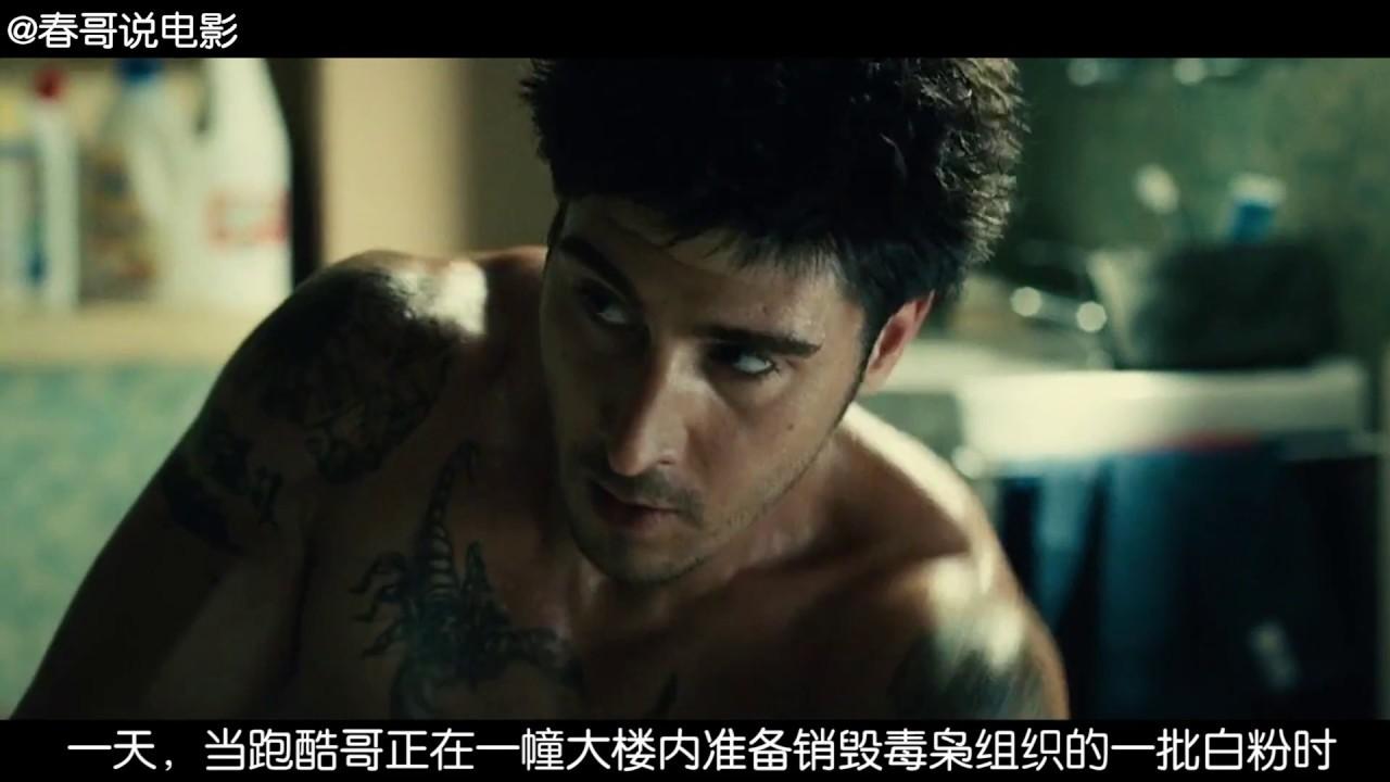 一部豆瓣评分8.0的犯罪动作片,男主角是跑酷创始人