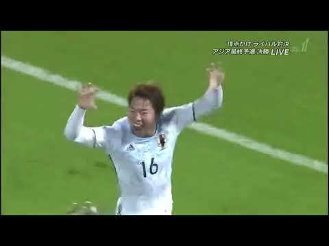 日本 vs 韓国  楽勝ムードの韓国人サポーターの顔が激変するww