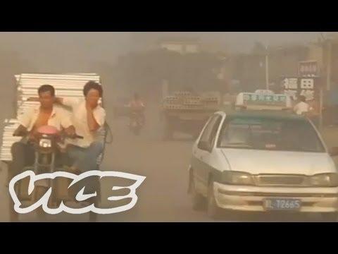 中国の環境汚染 – Toxic Linfen China