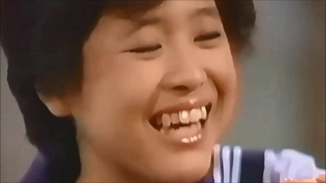 松田聖子ドジる!トチる!爆笑コントコレクション日曜スペシャル特別版 ガラスの林檎 歌唱賞 20歳 メイク スッピン1982年
