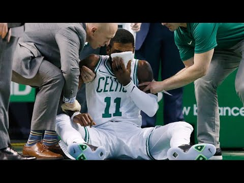 【閲覧注意‼︎】NBAの出血シーン集
