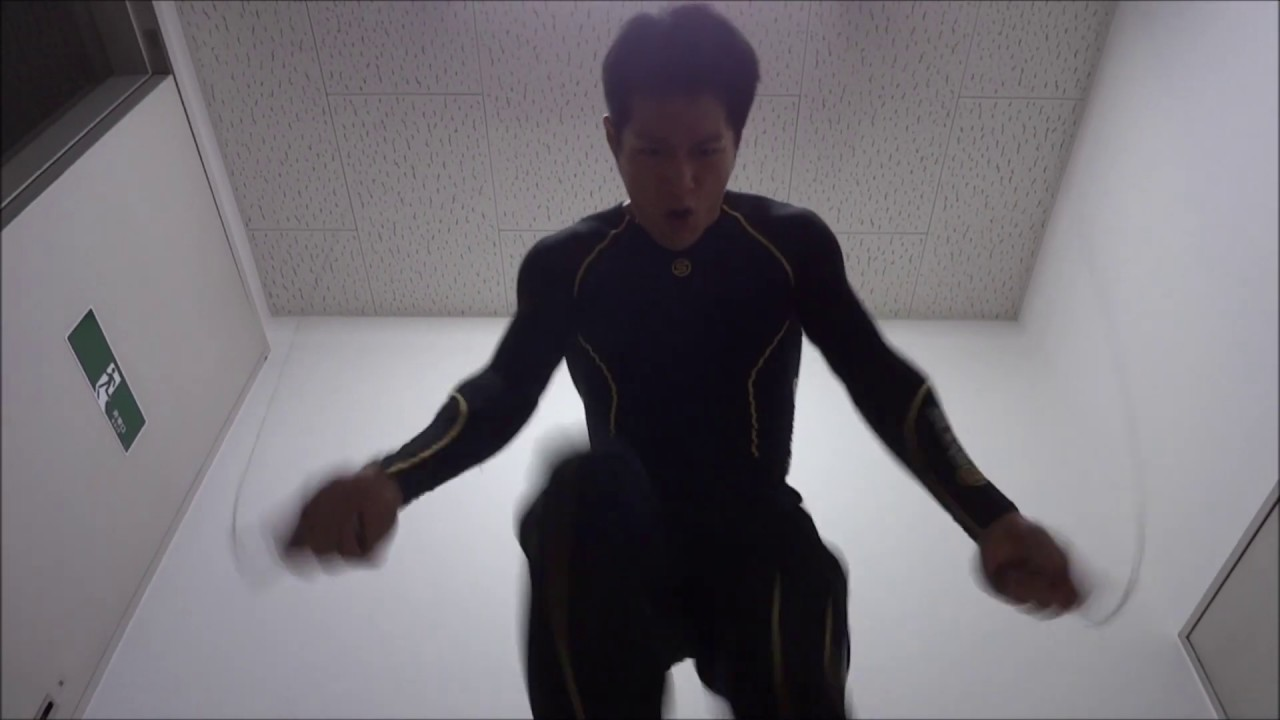【縄跳びギネス世界記録】※これ、早送りではありません。速すぎる超高速なわとび【神業】