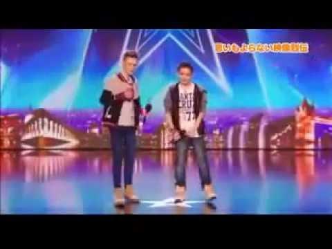 心の教育 加倉井:少年のいじめ反対ラップ  『Britain's Got Talent』