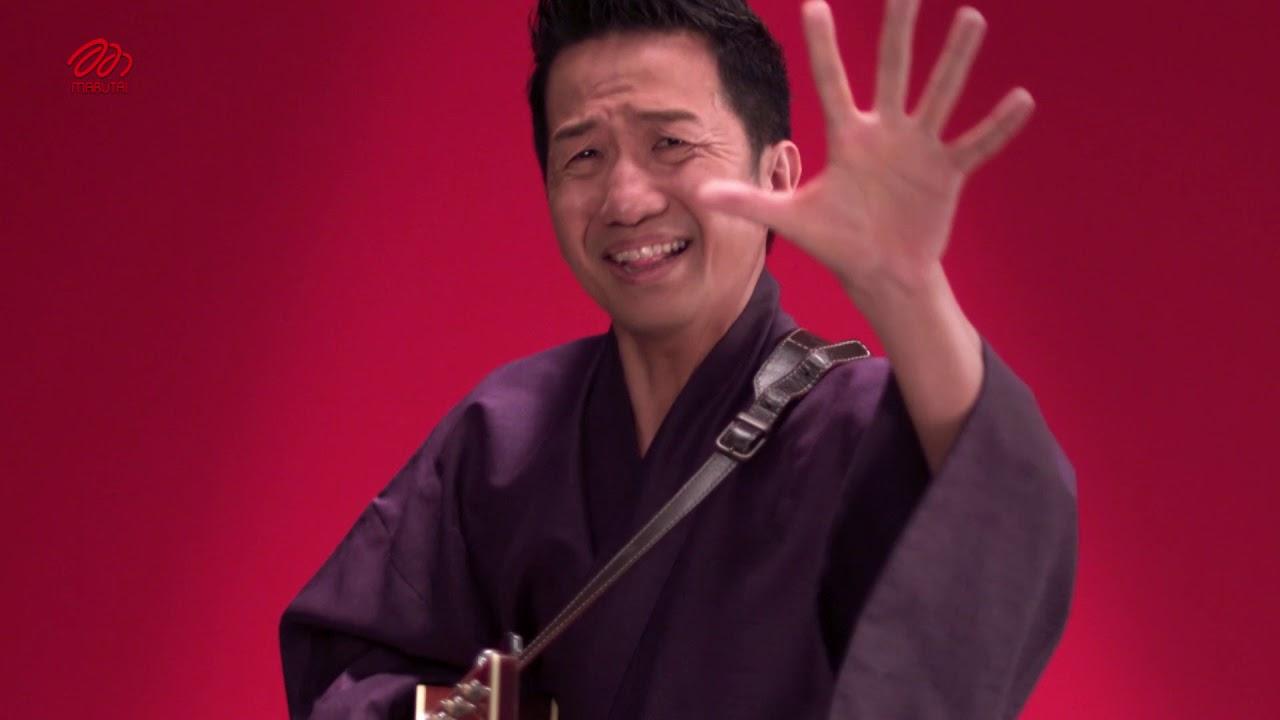 ギター侍・波田陽区が「残念!」 自虐ネタが面白い!