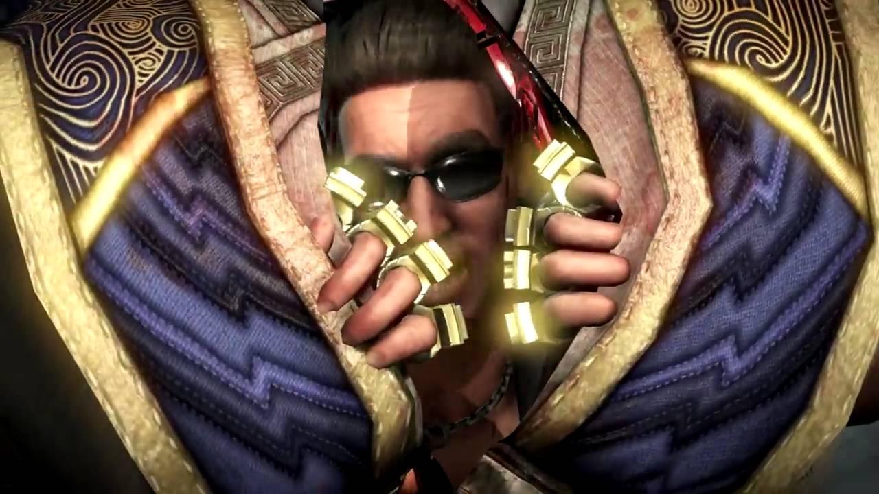 モータルコンバットX とにかくグロい格ゲー 死亡集その1 (Mortal Kombat X)
