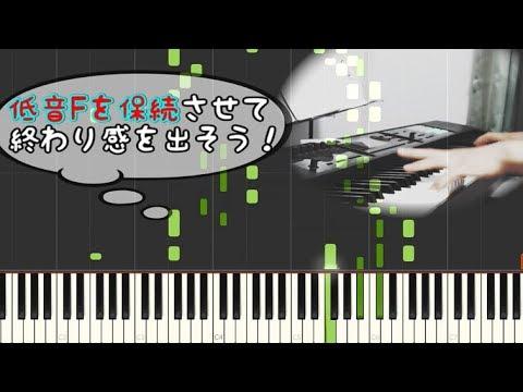 【演奏実況】ノープラン即興演奏あるある(ピアノ)【I am(報ステ)】