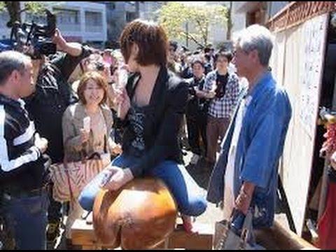 【放送事故】思わず二度見する映ってしまった!日本各地にある少しHな奇祭が衝撃的と話題に!嘘のような本当の祭り