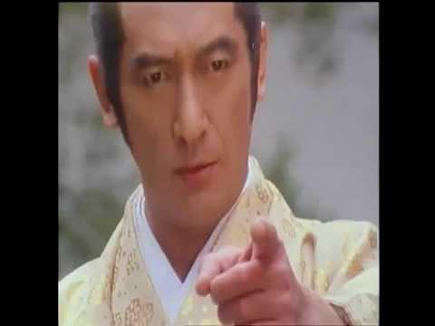 柳生十兵衛あばれ旅 島津宰相との対峙シーン