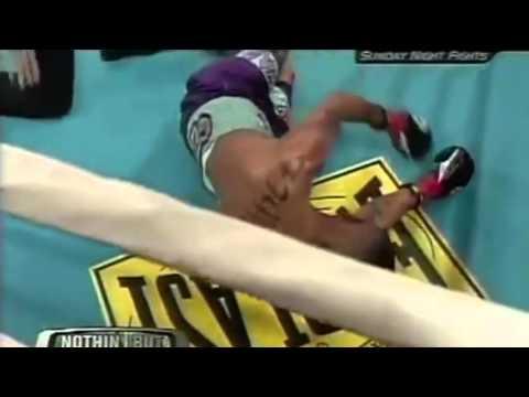 【総合格闘技・MMA】挑発からの返り討ち KO集