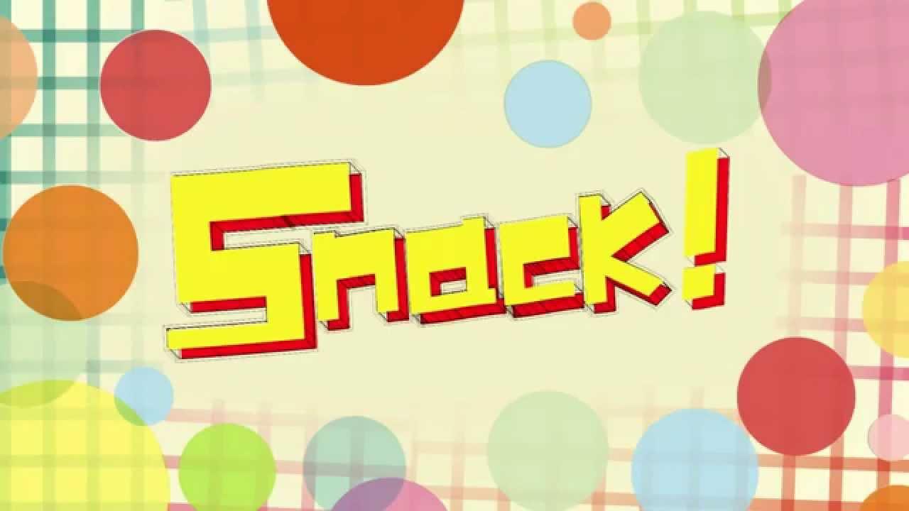 「Snack!」CM 関西大学MCS制作 春学期学内放送番組