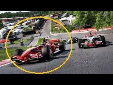 【F1】衝撃!!九死に一生?【クラッシュ】