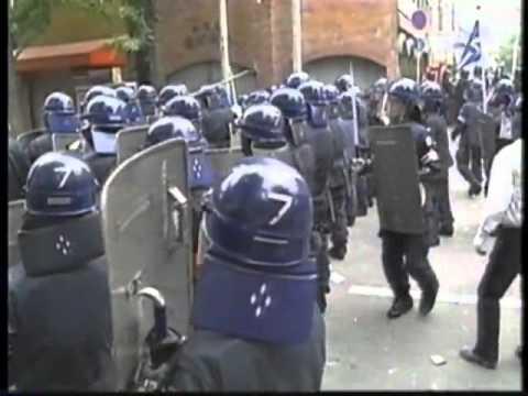 西成暴動1990
