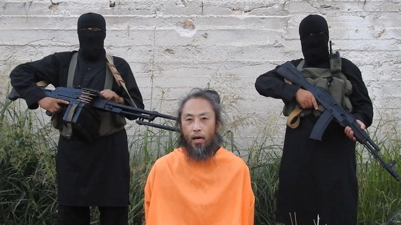 「すぐ助けて」新映像 安田さんか、窮状訴え