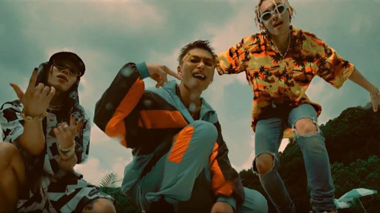 SALU – GOOD VIBES ONLY feat. JP THE WAVY, EXILE SHOKICHI