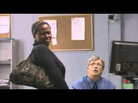 海外どっきり オフィスの監視カメラに映るのは裸だったら