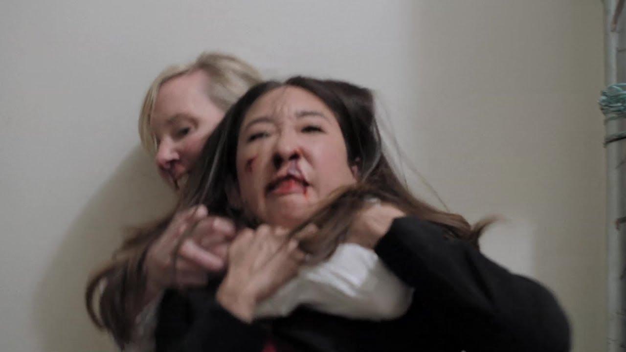 女vs女、殴って殴って殴りまくる!『キャットファイト』予告編