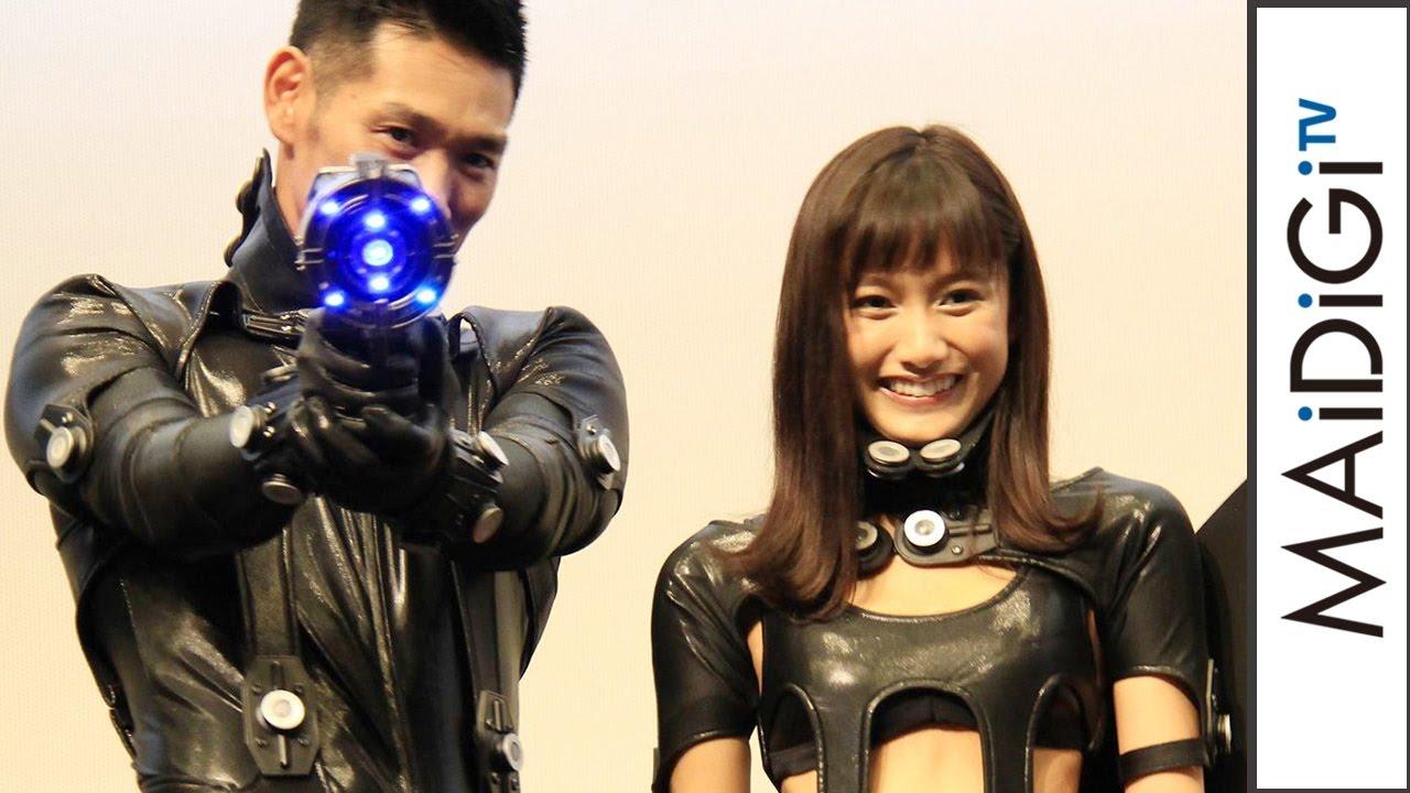 "RGの""ガンツあるある""が下ネタすぎる?武田あやなは自虐コメント CG劇場版アニメ「GANTZ:O」大ヒット記念イベント2 #GANTZ:O #Japanese Anime"