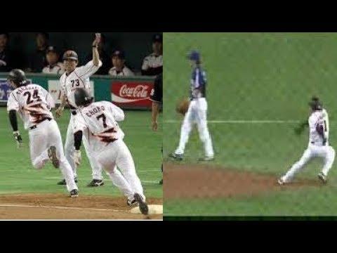 【プロ野球】アホ走塁、面白走塁、悲しい走塁