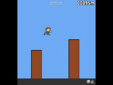 【もっかい跳ぶで~!】おばちゃんが跳ぶ2 単発プレイ動画