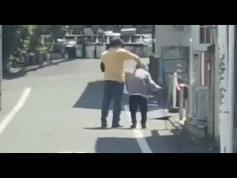 【決定的動画!情報求む!】北池袋駅付近でのヘルパーによる虐待動画がこちら!犯人の顔画像や名前は?現場は豊島区池袋本町