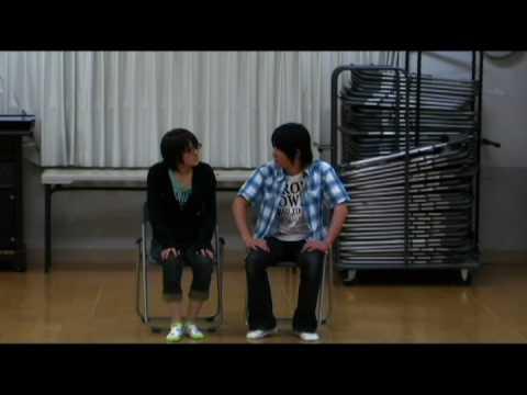 『爆笑コント入門』ネタ見せ動画 #4 ピンキー「ネガティブな女」